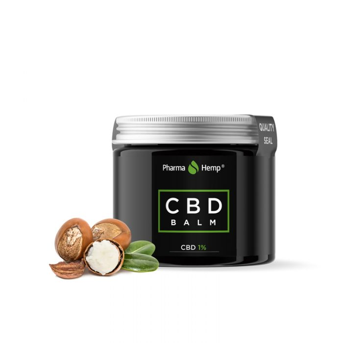 PharmaHemp® CBD balzāms 1% 100 ml